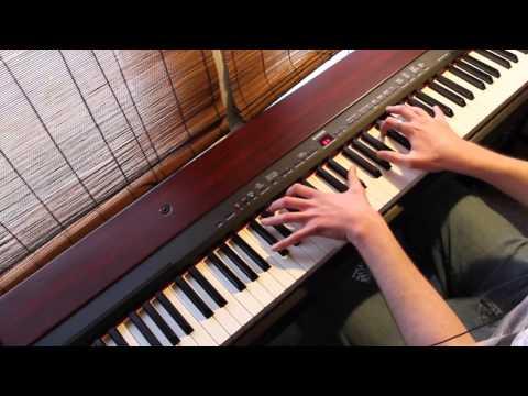 Overfly -『SAO』~ Piano Solo