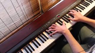 Gambar cover Overfly -『SAO』~ Piano Solo