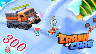 Christmas Event: biggest present opening | Winterland Update  🎮 Crash of Cars | Winterland Map #34