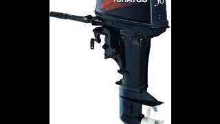 Tohatsu переделка под электричество ВРНЛ-1(Переделка лодочного мотора Tohatsu 30 под электричество,Установка выпрямителя регулятора ВРНЛ-1., 2014-12-15T18:13:19.000Z)