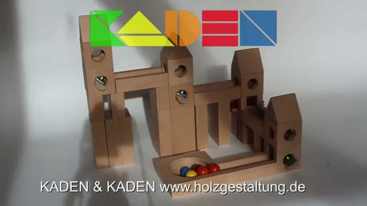 "Kaden Kugelbahn ""Klangburg"""