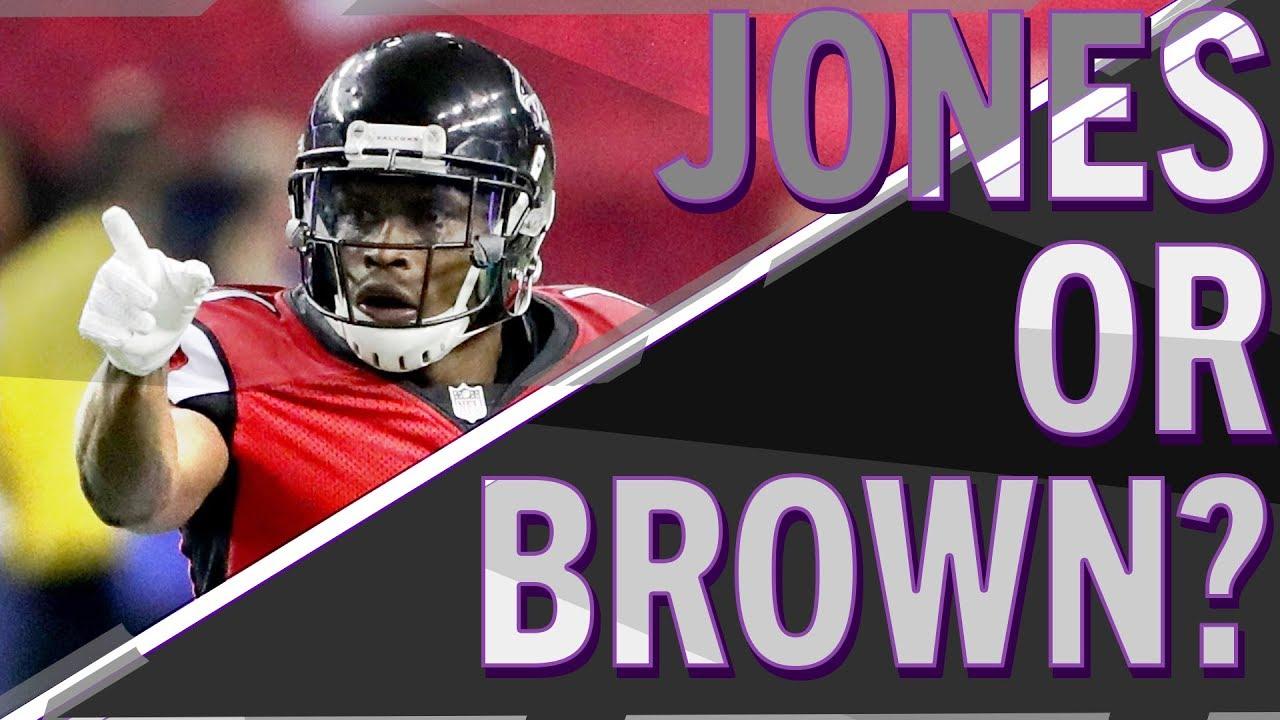 More Fantasy Points Julio Jones Or Antonio Brown Props
