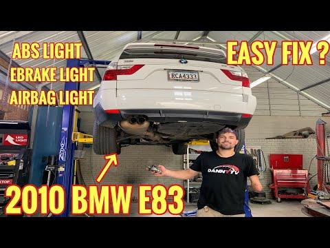 HOW TO REPLACE BMW X3 (E83) 2004-2010 Servomotor Actuator DIY Repair | NEW BUILD!