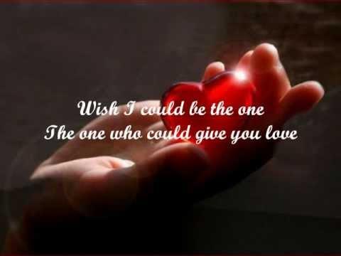 I LOVE YOU, GOODBYE-Celine Dion (lyrics)