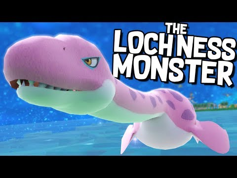 NESSIE The LOCH NESS MONSTER! - Birthdays the Beginning Gameplay