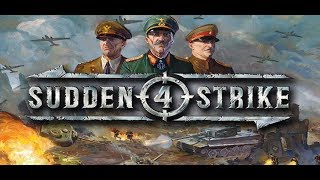 【Sudden Strike 4// 裝甲騎兵4】盟軍戰役#4