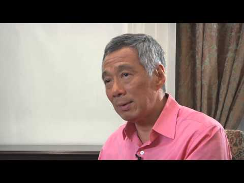 PM Lee Hsien Loong: Interview with CLC 5 (softer aspects of urban development)