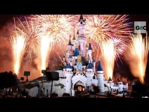 Disneyland Paris 3D [IGEO.TV]