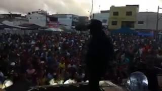 """《HOMEM DE FAMÍLIA》(UNHA-PINTADA) AO VIVO EM POÇO VERDE, SE 23-10-2016 """"CHAMA BOY"""""""