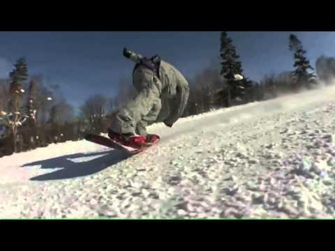 Best of Snowboarding: best of flat tricks and ground tricks #2
