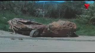 Els afectats per l'accident de l'esvoranc a Can Trias reclamen la indemnització