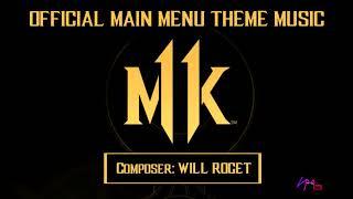 MORTAL KOMBAT 11 - MAIN MENU THEME (OST)