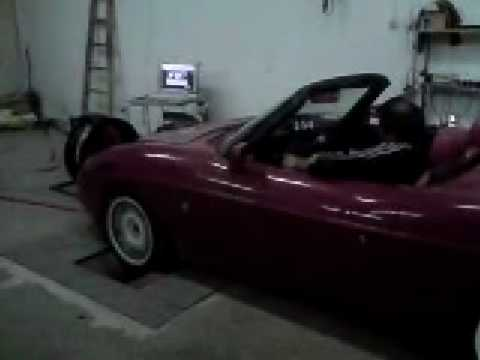 fiat barchetta turbo 220ps later 370ps youtube. Black Bedroom Furniture Sets. Home Design Ideas