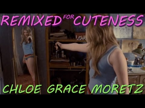 Chloë Grace Moretz at Age 14 in Hick  Remixed for Cuteness