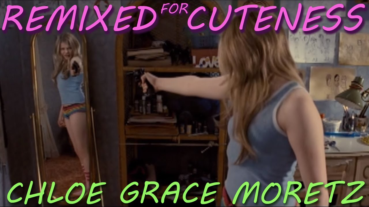 Download Chloë Grace Moretz at Age 14 in Hick - Remixed for Cuteness