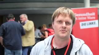 Florian Stender, Bündis für mehr Personal im Krankenhaus: Pflegekräfte vernetzen