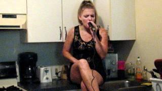 "Paula Deanda ""OverLoved"" sang by Amber"