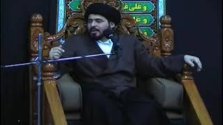 السيد منير الخباز - لولا الإمام زين العابدين عليه السلام لإنطفأت شمعة الإمام الحسين عليه السلام