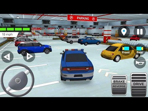 Car Driving & Parking School #10 - Android IOS gameplay