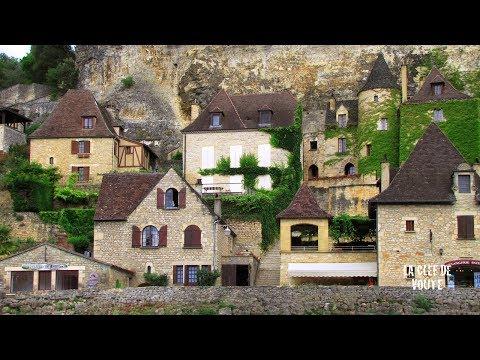 La Roque-Gageac - Un Village Entre Falaises et Rivière