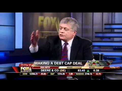 Dennis Ross Discusses the Debt Ceiling & Why NOT R...