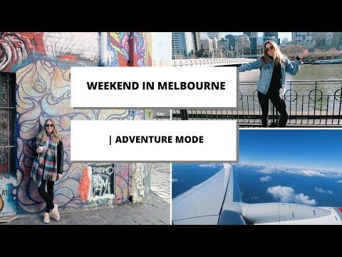 Weekend In Melbourne, Staying Active Whilst Travelling | Adventure Mode