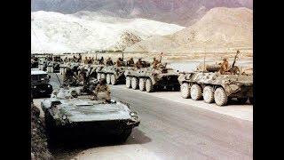 Хроника Войны: Афганская война в цвете. Часть 2