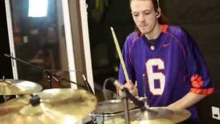 Tiger Rag (Clemson Fight Song) - Drum Cover