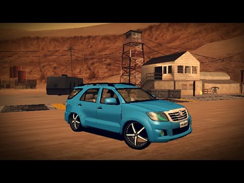 GTA SAN : Hilux SW4 2014✔ Android/PC Fraco