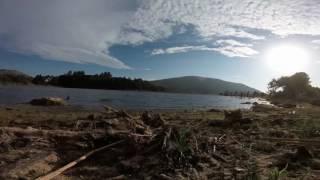 Walk Around Lake, Lake Water, Lake Cuyamaca, East county, San Diego