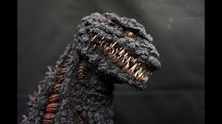 Shin Godzilla Bust Art Statue シンゴジラ第四形態胸像 完成品