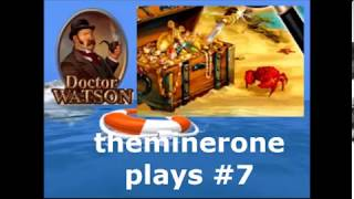Doctor Watson Treasure Island part 7