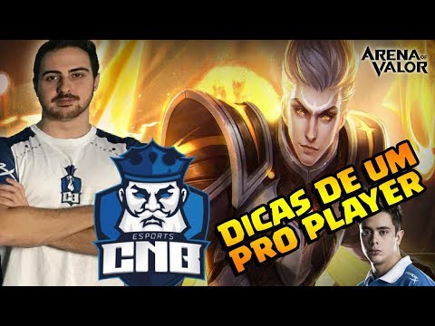 "CNB Ezequiel (AoV PRO Player) - ""GANHAVA ATÉ DO YODA!"" 
