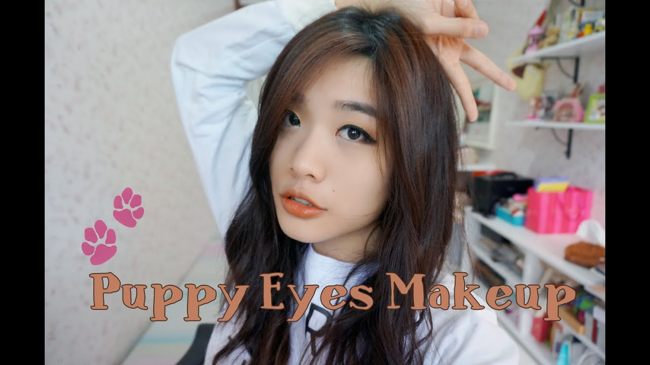 Puppy Eyes Makeup Tutorial Youtube