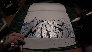 Graffiti Art with Molotow Markers - MALS -