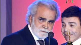 يحيى الفخراني وبسام كوسا يحصدان جائزة افضل ممثل