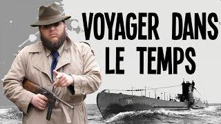 Voyager dans le temps avec un sous-marin