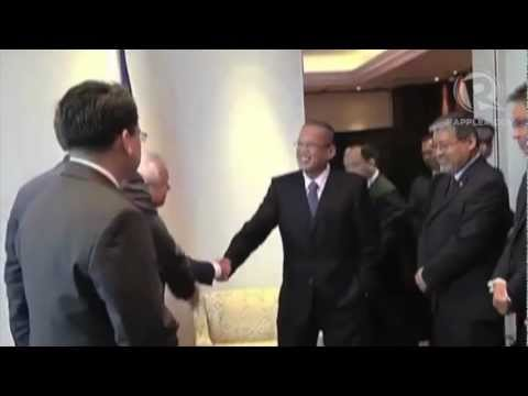 PNOY meets with Aboitiz partner, Asea Gaz Asia Ltd, in London