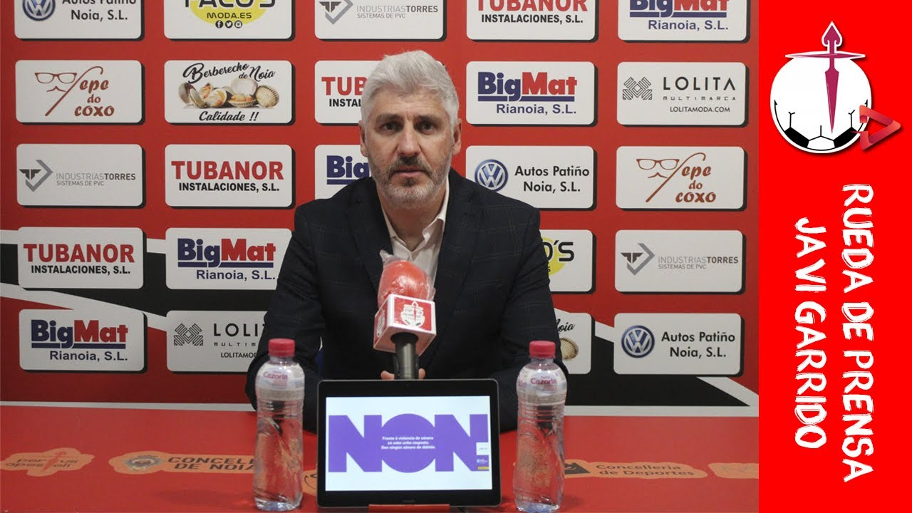 """Javi Garrido: """"Hemos creído y nos llevamos un punto muy valioso"""""""
