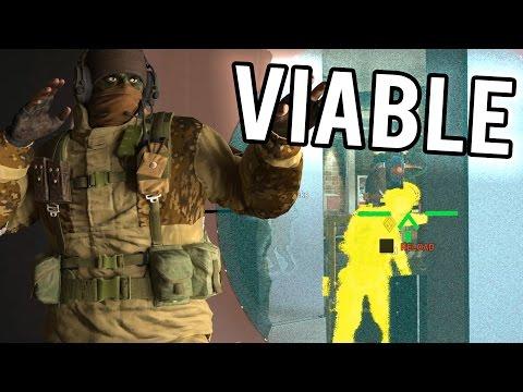 TRYING OUT BUFFED GLAZ! - Rainbow Six Siege Velvet Shell