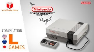 The NES / Nintendo Entertainment System Project - Compilation L - All NES Games (US/EU/JP)