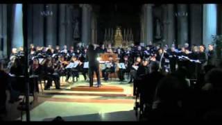Antonio Vivaldi: Fecit potentiam & Deposuit (Magnificat, RV610) - Coro L. Gazzotti