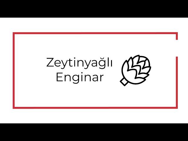 Zeytinyağlı enginar / Artichoke cooked in olive oil