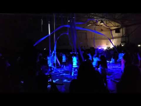 Gordo High School Blackout pep rally 2014