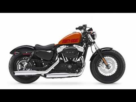 harley davidson forty eight top speed - YouTube