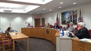 6 MAR 2018 BOARD OF COMMISSIONERS 7 PM MEETING – PART 2