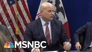The Fight To Protect Robert Mueller   The Last Word   MSNBC