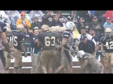 University of Sioux Falls vs. Carroll College - 2008 NAIA Title Game