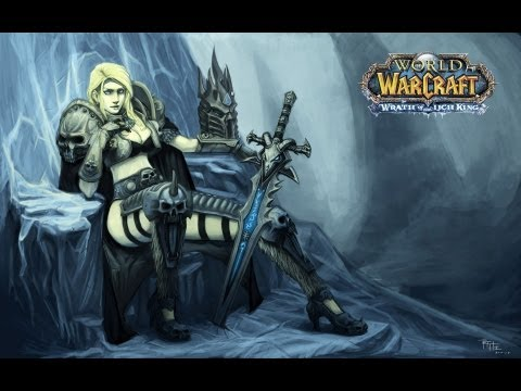 Frostmourne Hungers!