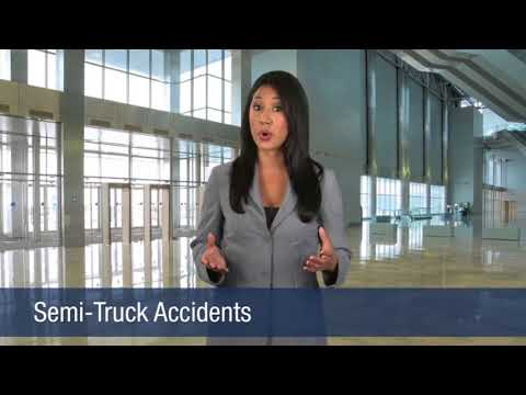 Hampton Semi-Truck Accident Lawyer | Personal Injury Law Firm